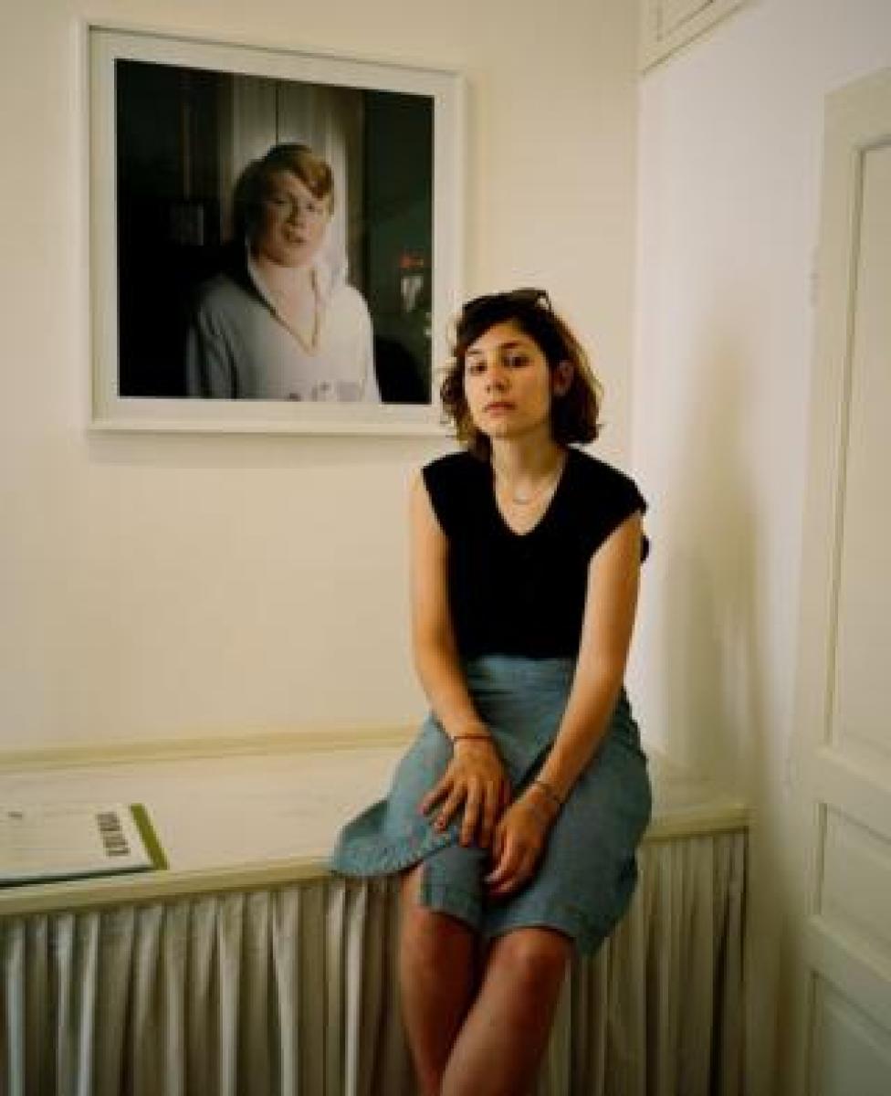 Clementine Schneidermann, photographer