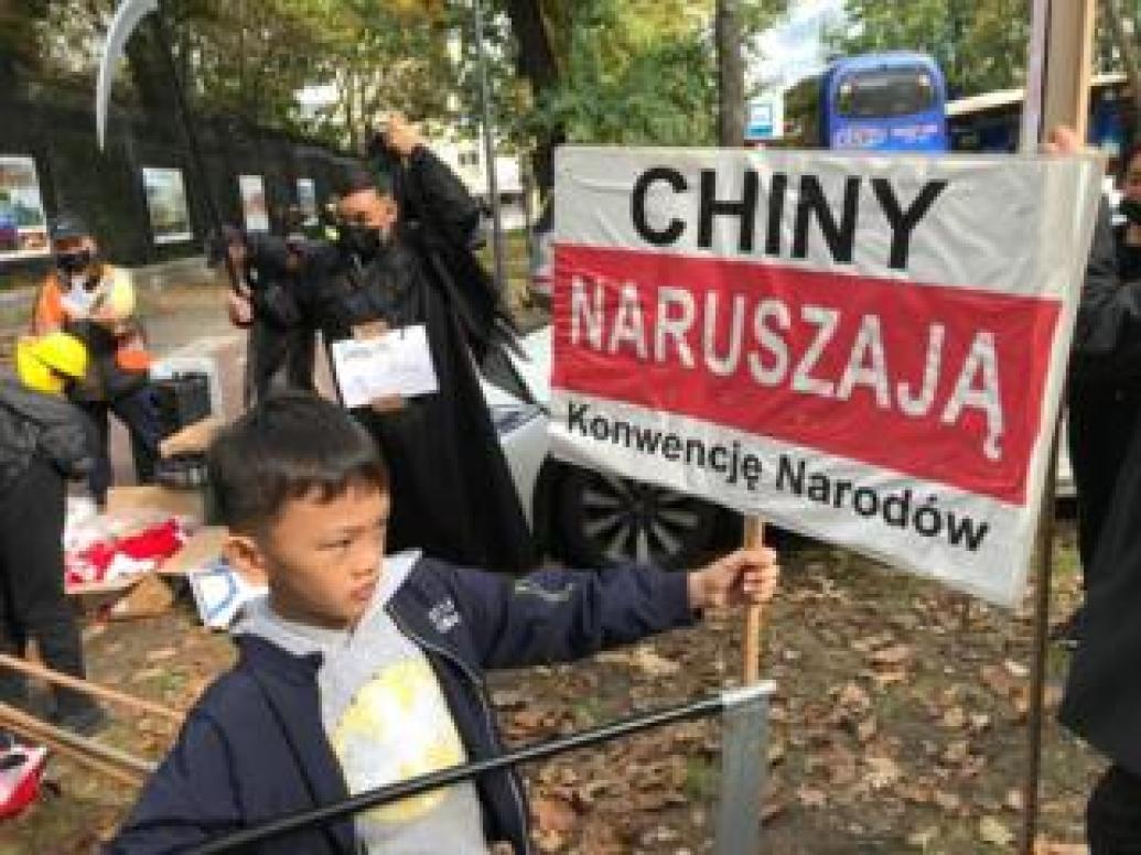 Nam Phong, Warsaw