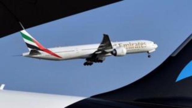 Des Tunisiennes ont accusé des employés d'Emirates d'avoir retardé leur vol.