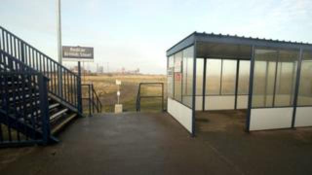 Redcar British Steel station