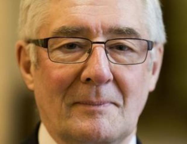 Rochdale MP Tony Lloyd