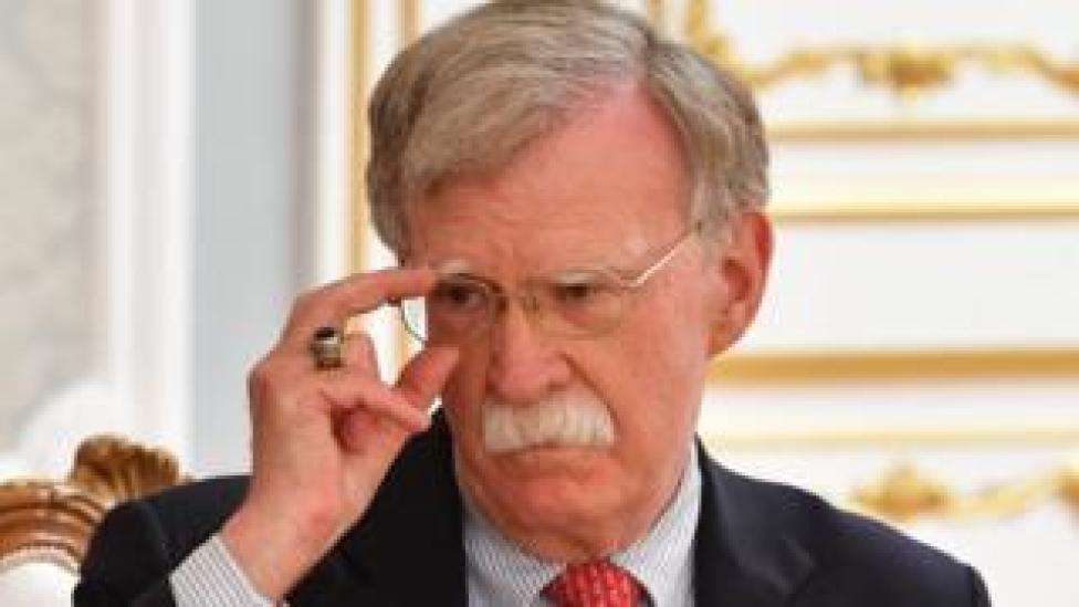 trump John Bolton