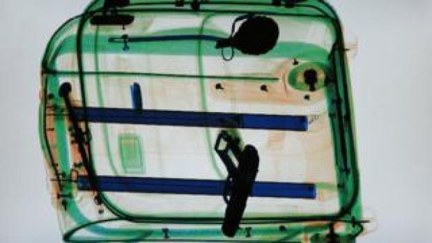 X-ray bag
