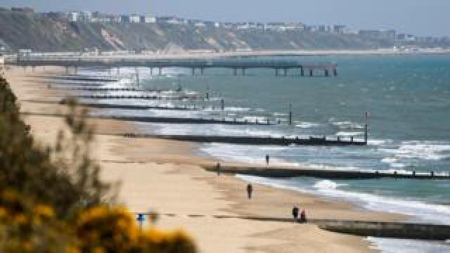 Bournemouth 23 March 2020