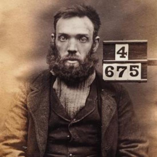unknown criminal