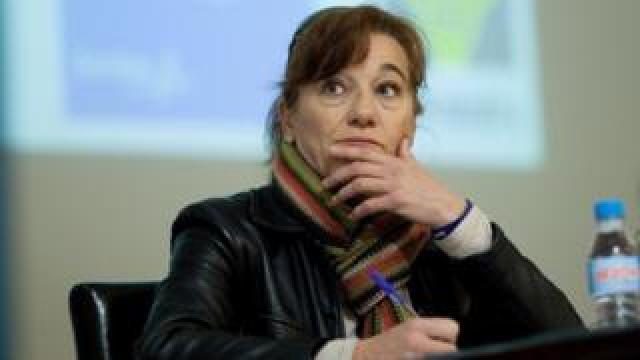 Blanca Fernandez Ochoa, an Olympic bronze medallist, was reported missing on 23 August