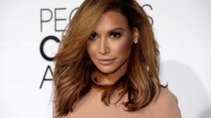 Actress Naya Rivera pictured in 2014