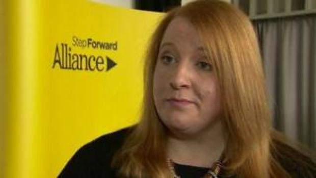 Leader of the Alliance party naomi Long