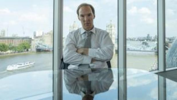 Benedict Cumberbatch in Brexit: The Uncivil War