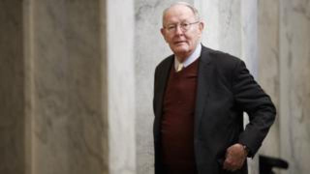 Republican Senator from Tennessee Lamar Alexander