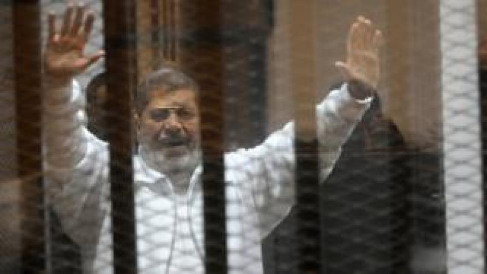 Des réactions suite à la mort de Mohamed Morsi