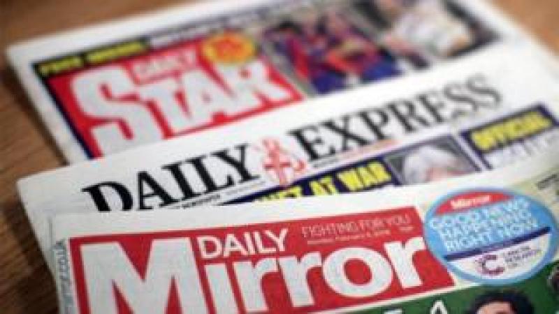 Newspaper titles
