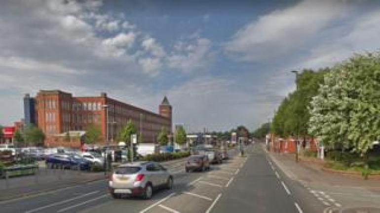 Oldham Road