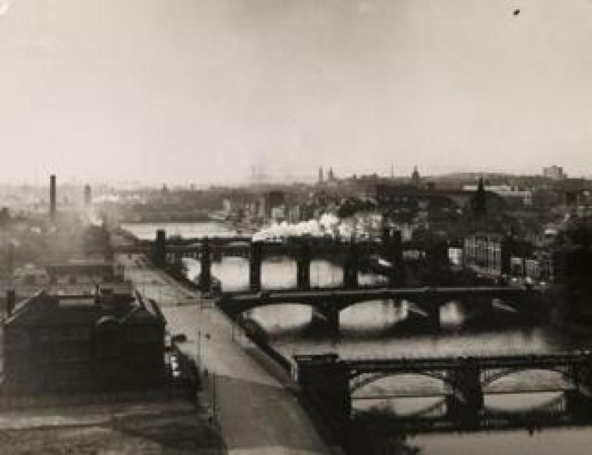 Bridges On The River Clyde, 1963