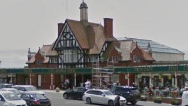 St Annes Pier