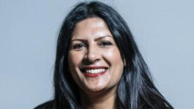 Labour MP Preet Gill
