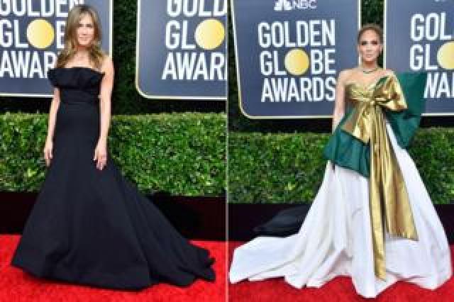 Jennifer Aniston and Jennifer Lopez