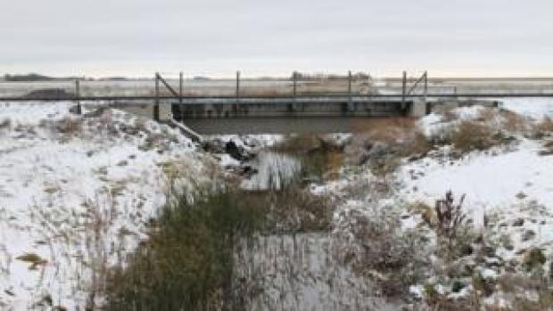 North Dakota scene