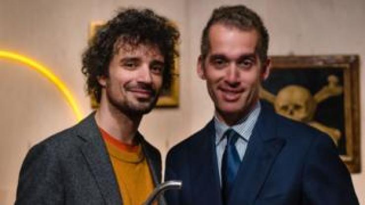 Fabrizio Moretti and Fabrizio Moretti