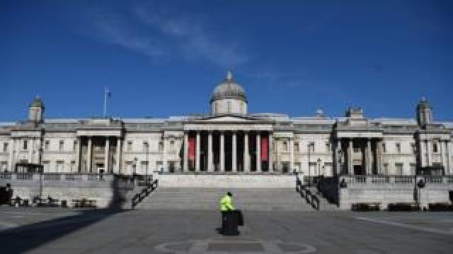 National Gallery 24 March 2020