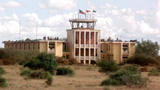 Baledogle airport in 1992 - payable single online use only