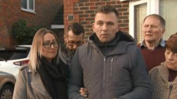 Paul and Elaine Gait said at the time they felt 'violated' by Sussex Police