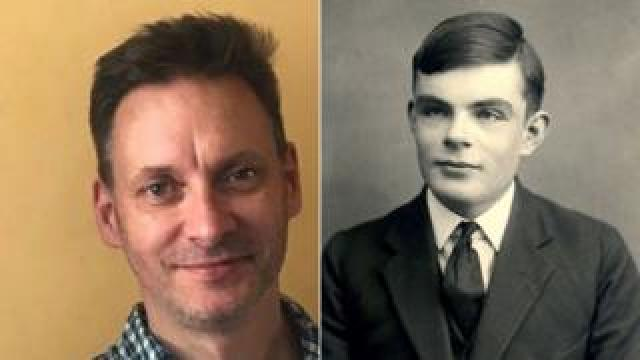 Will Eaves and Alan Turing