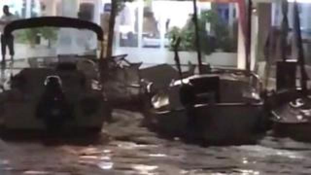 Floods in Majorca