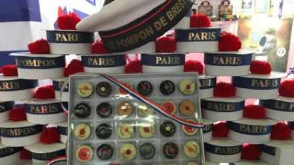 Paris chocs