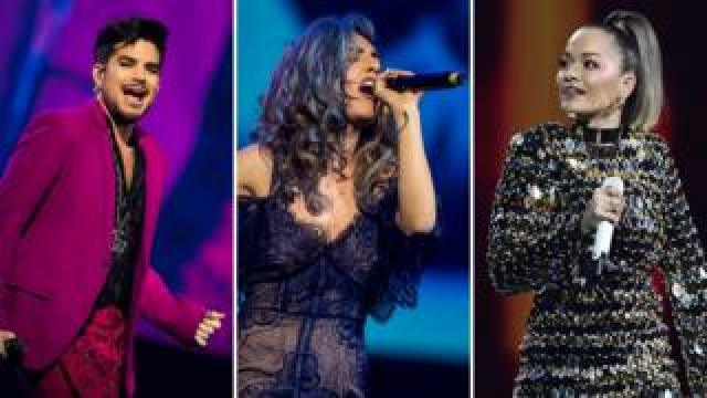 Stars perform at the Avicii tribute concert