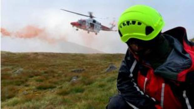 Cairngorms rescue