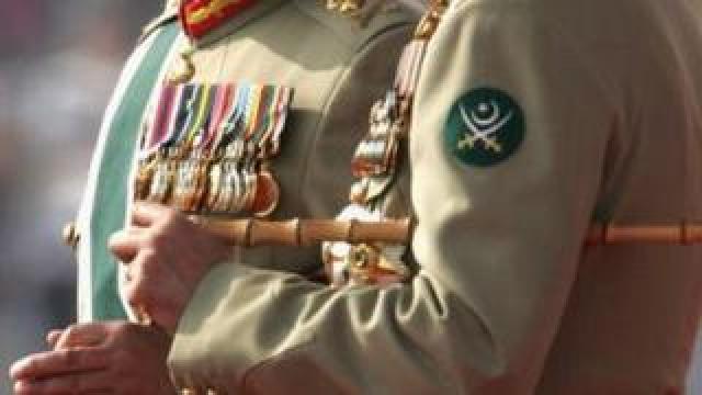 پاکستانی فوج کے جنرل