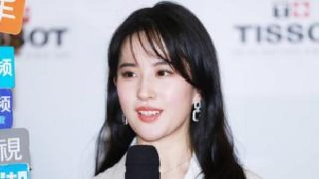 Liu Yifei (file photo)