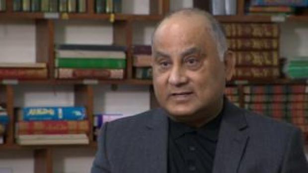 Amjid Ali, organ recipient