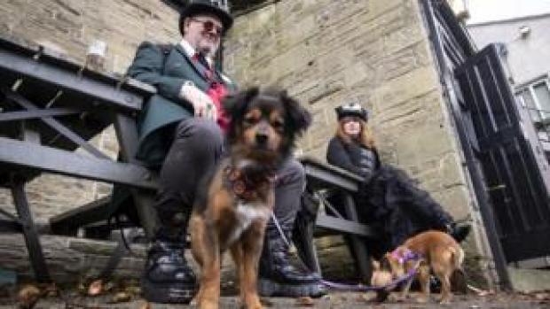 Haworth Steampunk Weekend