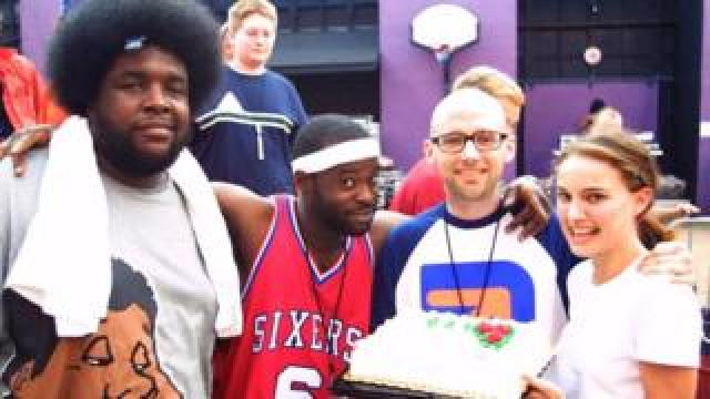The Roots, Moby and Natalie Portman