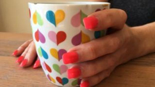 Annie mug