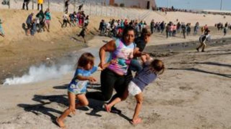 How the global trade in tear gas is booming