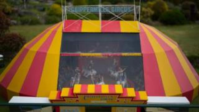 Bekonscot circus
