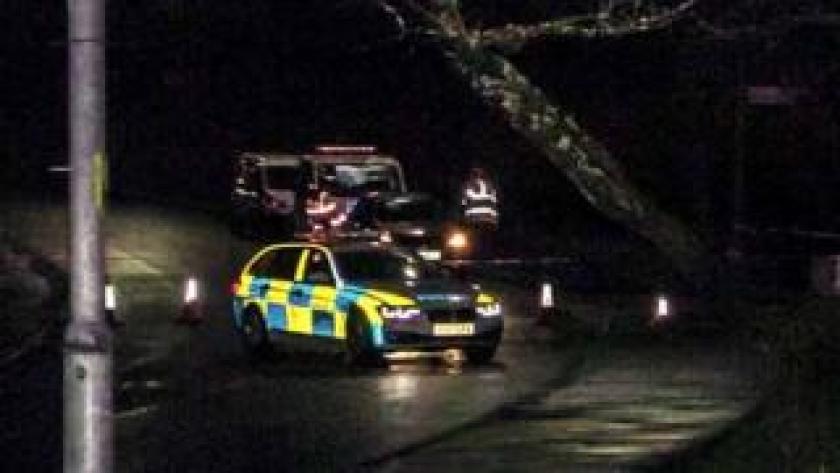 Clydebank crash