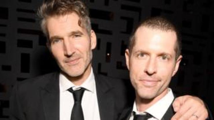 David Benioff and DB Weiss