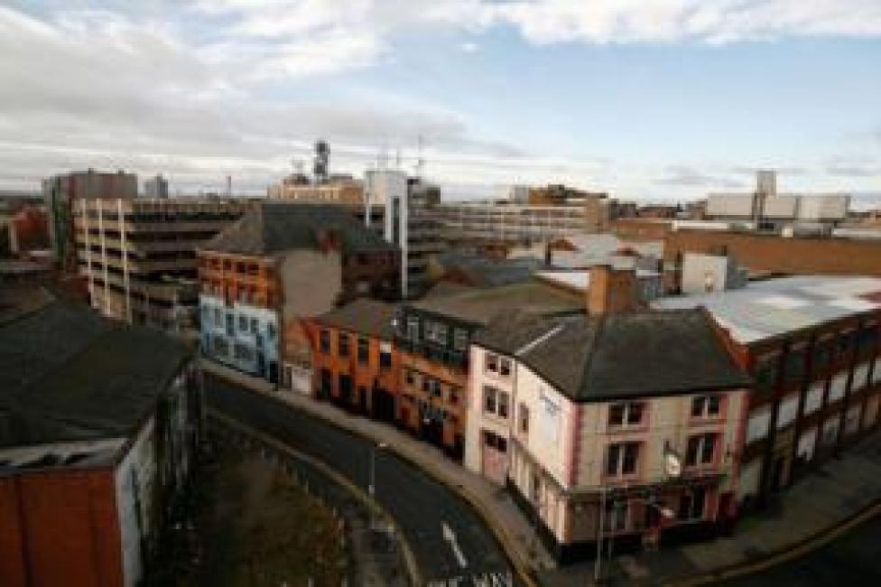 Waterhouse Lane in Hull