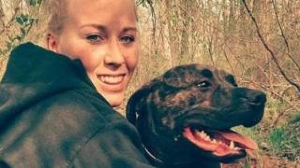 Dog-mauling victim Bethany Stephens who was found dead in Virginia