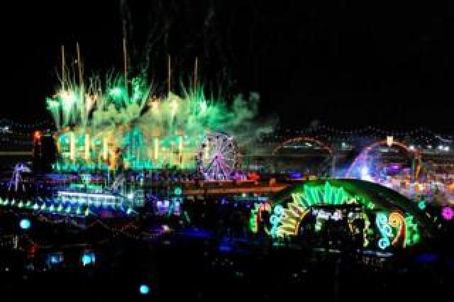 Electric Daisy Carnival 2019