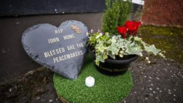 John Hume tributes