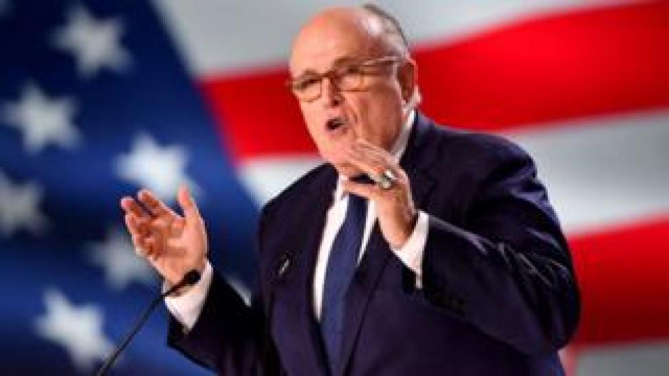 trump Rudy Giuliani