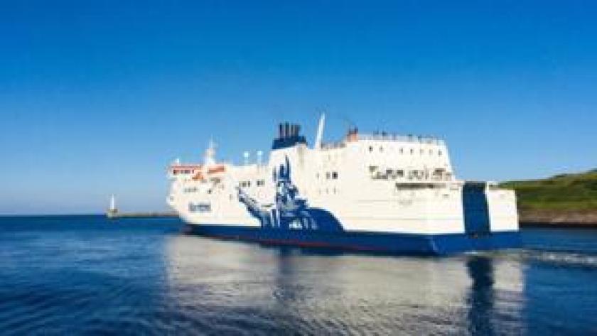 NorthLink's Hjaltland ferry