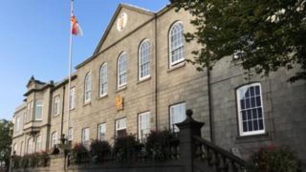 Royal Court building