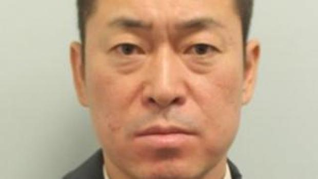 Japanese pilot Katsutoshi Jitsukawa