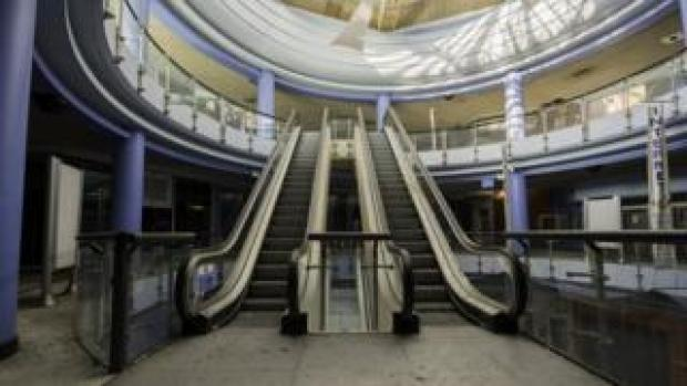 Bargate Shopping Centre, Southampton